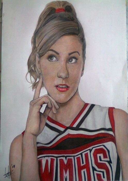Heather Morris par ghosthorror